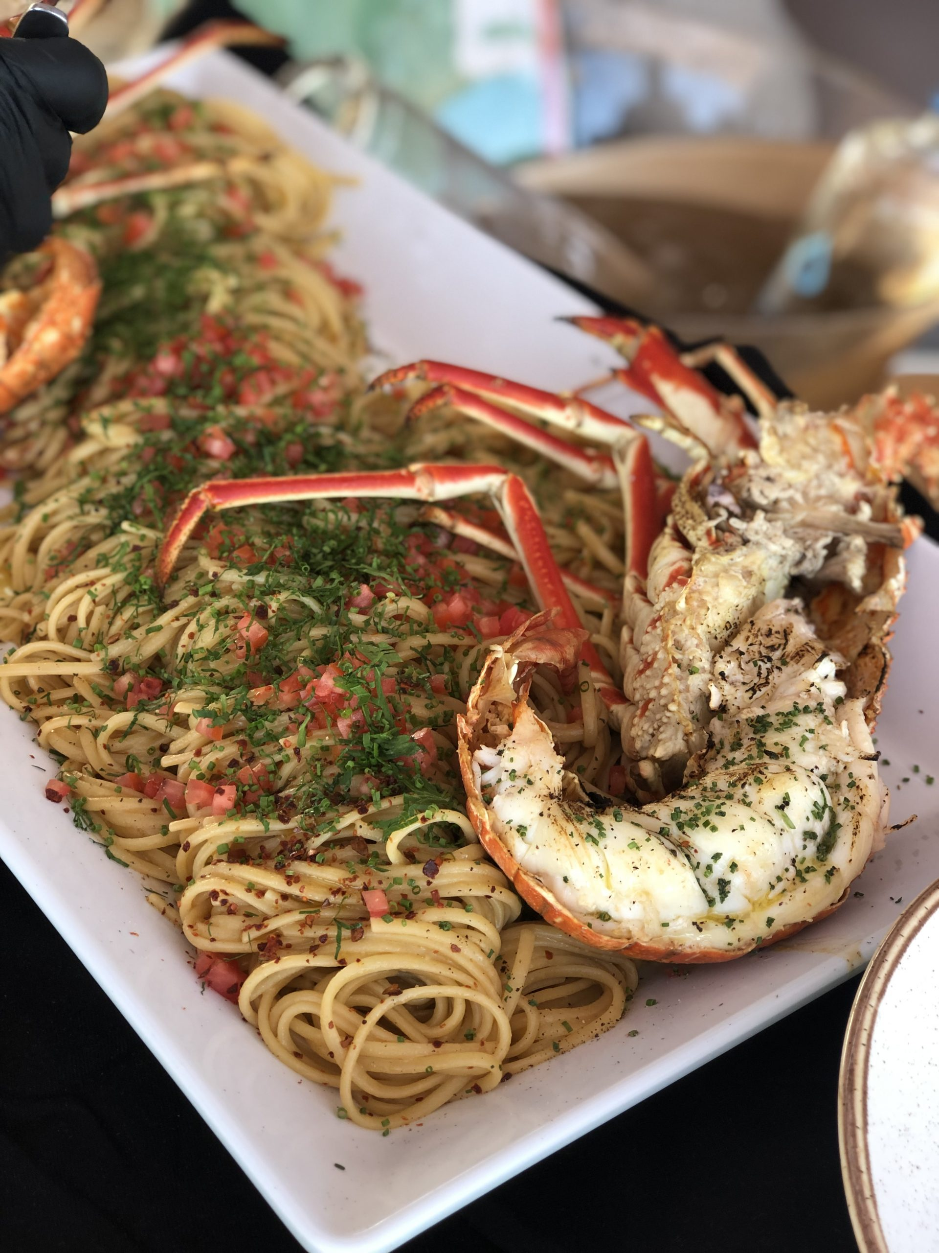 Restaurant - Fresh local fish & Seafood delicacies